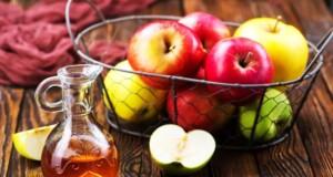 O vinagre de maçã surpreende