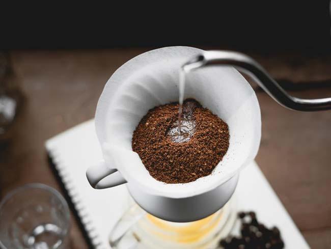 fazer café coado na perfeição