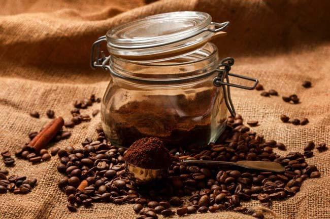 Como conservar café