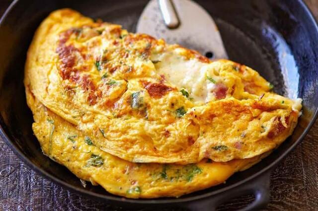 como fazer as melhores omeletes do mundo
