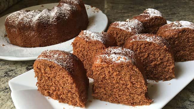 receitas de bolo de chocolate de microondas