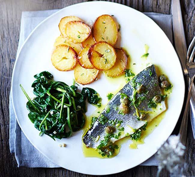 receitas de peixe assado com gengibre