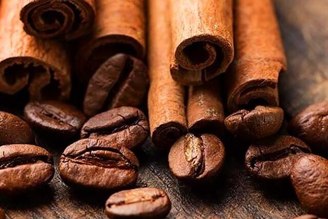 champô caseiro de café e canela