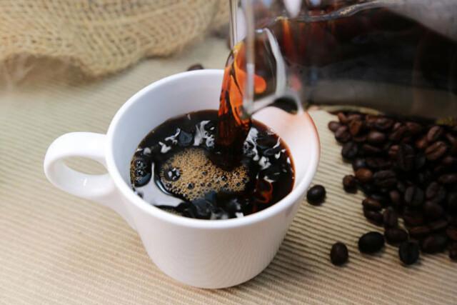 quantas chávenas de café