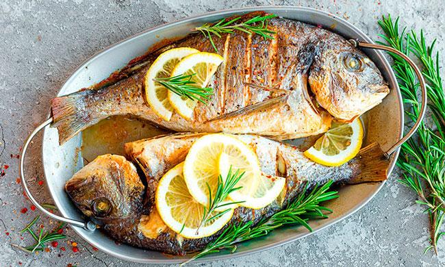 Faça peixe assado como um profissional