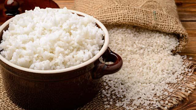 arroz perfeito com truques