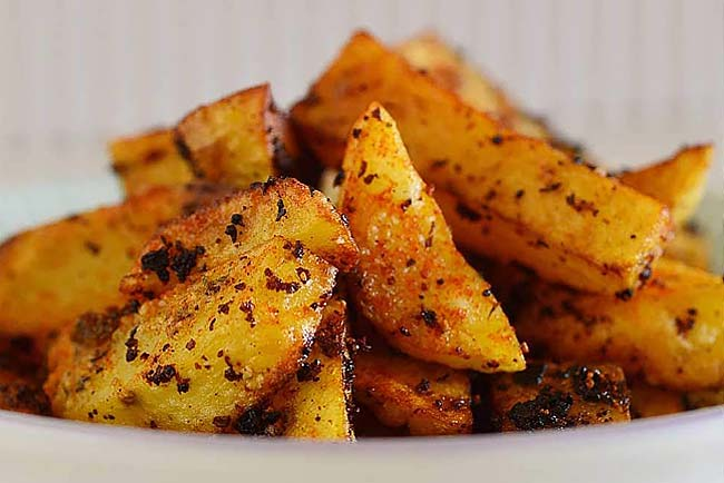 batatas assadas que vão surpreender a família