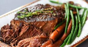 Como fazer carne assada