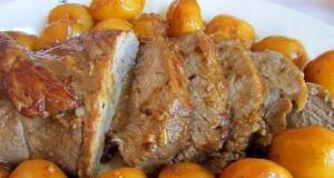 Faça carne assada no forno