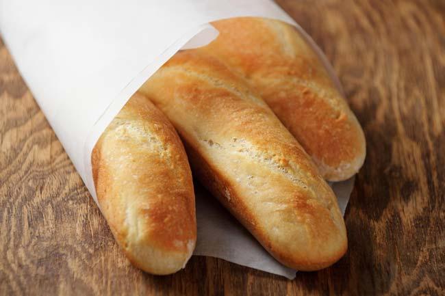 Faça pão caseiro
