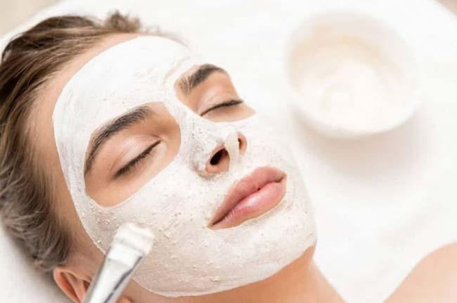 melhores máscaras de rosto caseiras