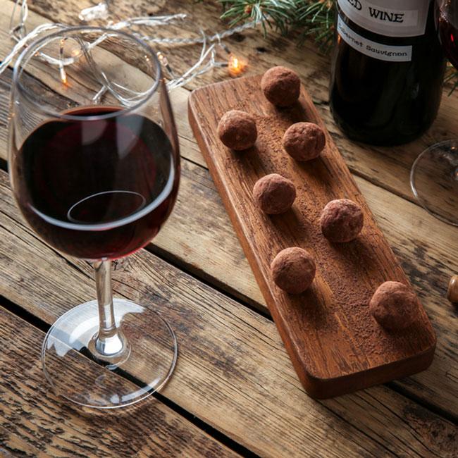 segredo do Vinho Tinto