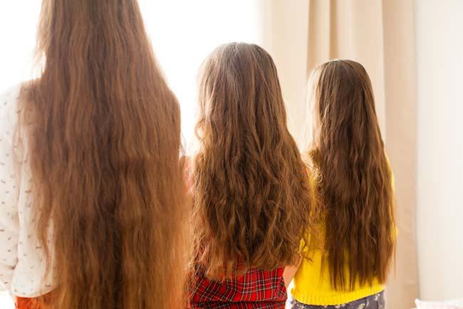 dicas para fazer o seu cabelo crescer mais rápido