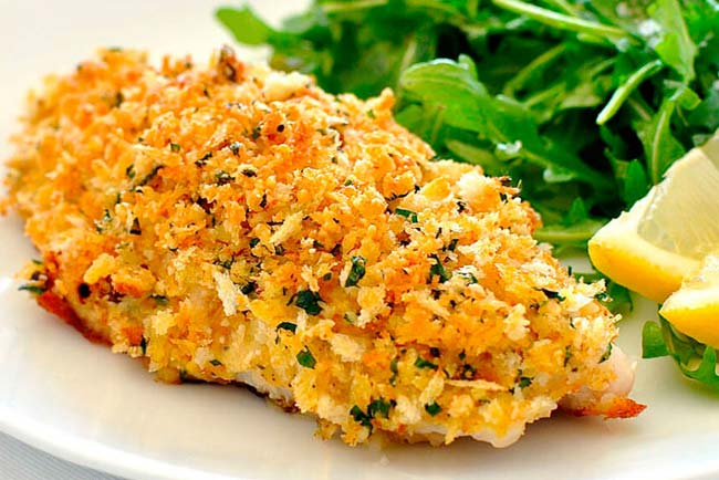 bacalhau assado no forno com camarão