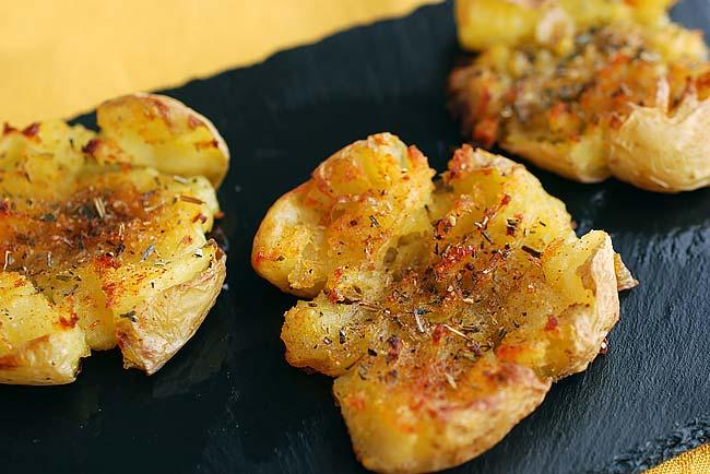 melhores receitas de batatas assadas