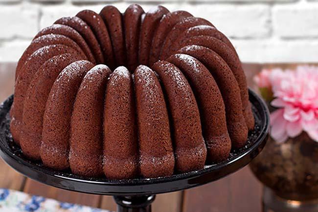bolo de chocolate fofinho e fácil