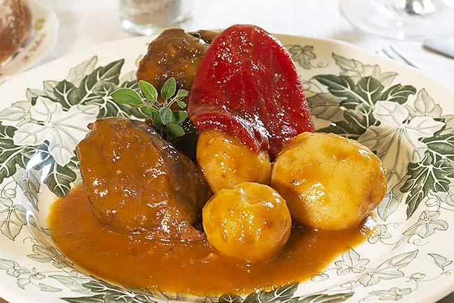 receitas de carne assada suculenta