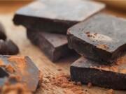 chocolate amargo caseiro