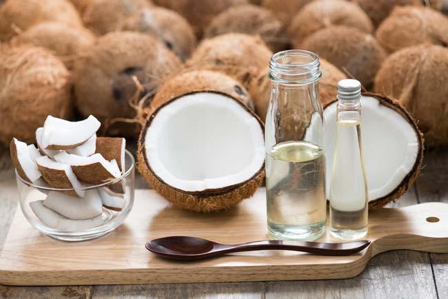 Como usar óleo de coco