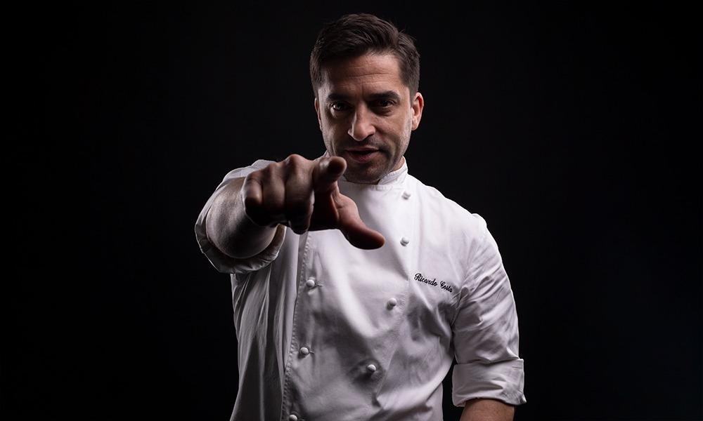 melhores Chefs do mundo