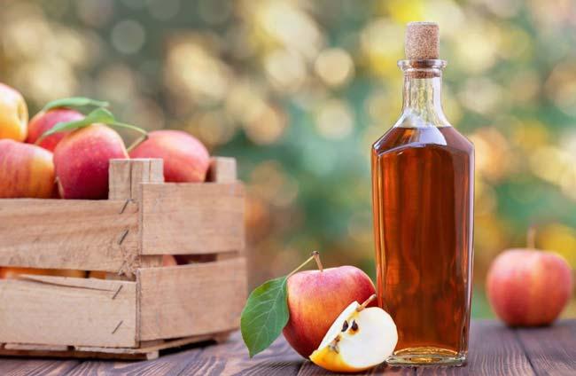 vinagre de maçã pode fazer pela sua pele