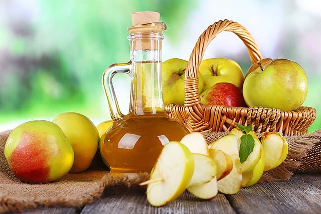 vinagre de maçã pode ser prejudicial
