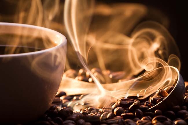 principais benefícios do café
