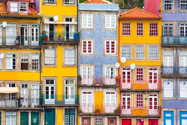 Portugal foi eleito melhor destino europeu