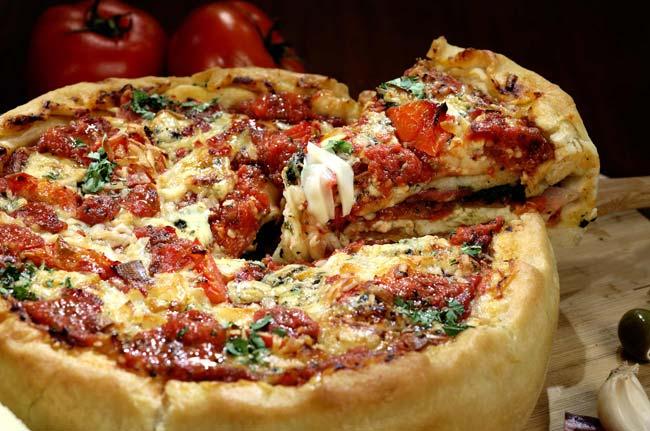 fazer pizza fácil