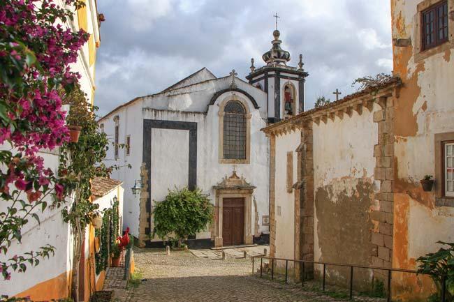 Visitar Óbidos