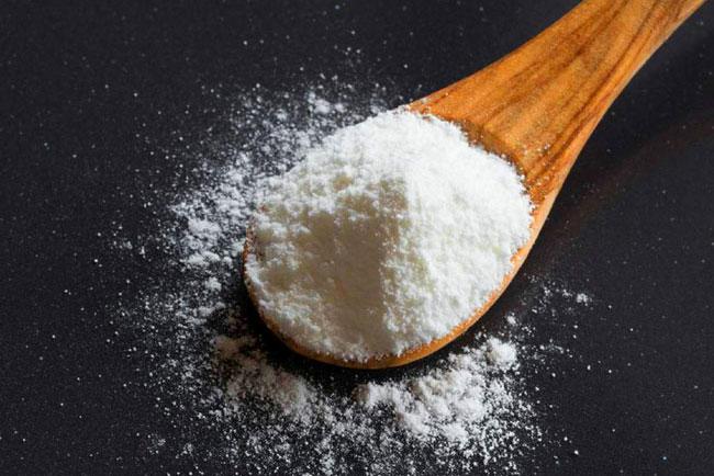 razões para usar bicarbonato de sódio
