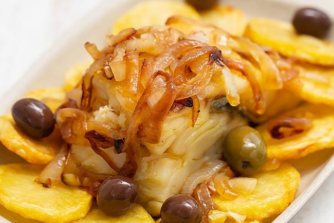 pratos com bacalhau mais famosos
