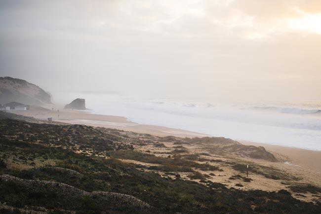 melhores praias de Sesimbra