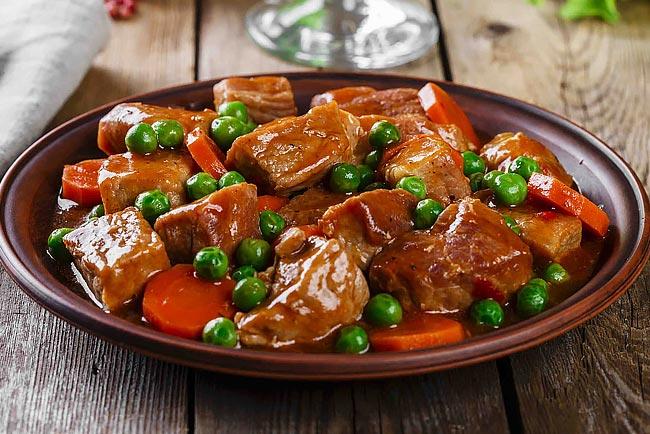 Como estufar corretamente carne