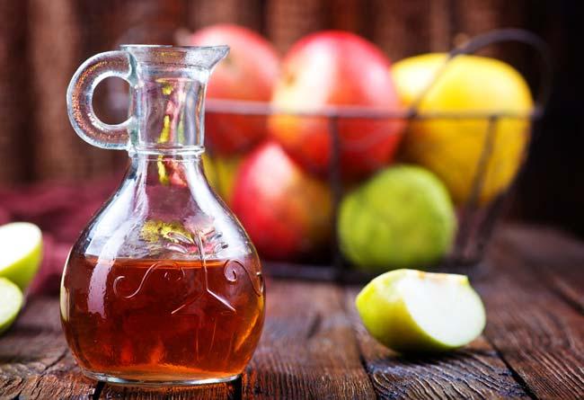 usar Vinagre de Maçã na dieta