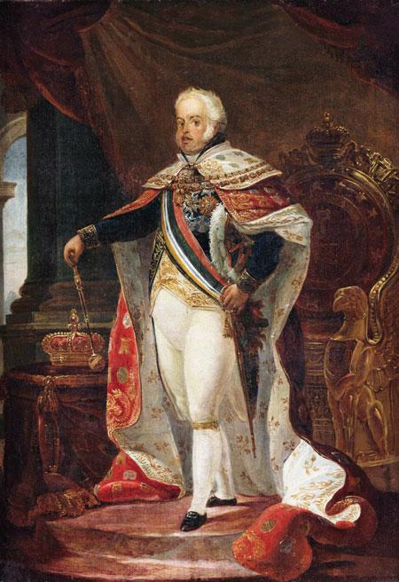D. João VI e o escândalo com filha bastarda