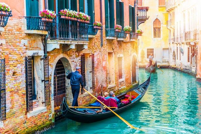 destinos mais românticos da Europa
