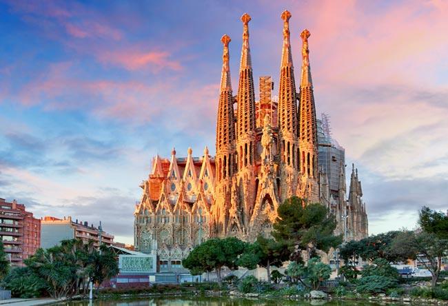 monumentos mais incríveis da Europa