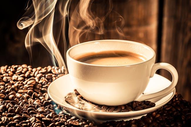 Beber café faz melhor à saúde