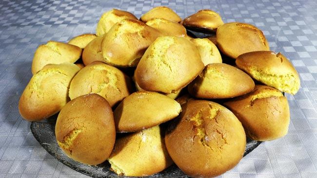 biscoitos de azeite
