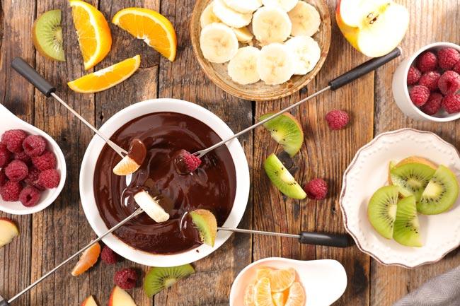 Como fazer o fondue