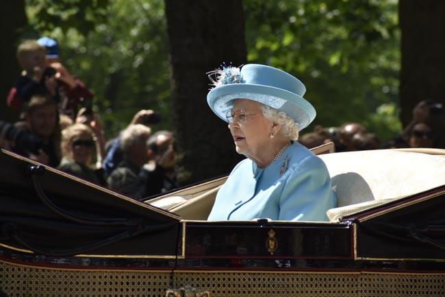 rainha de Inglaterra