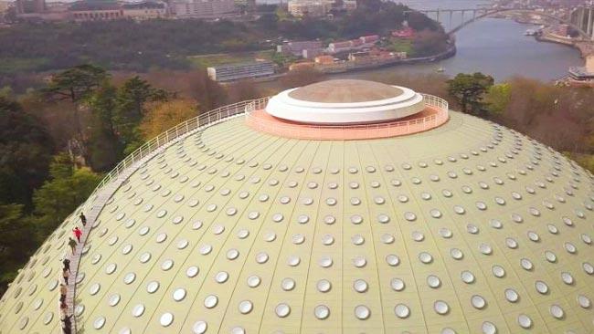 Porto 360 é o novo miradouro no Porto