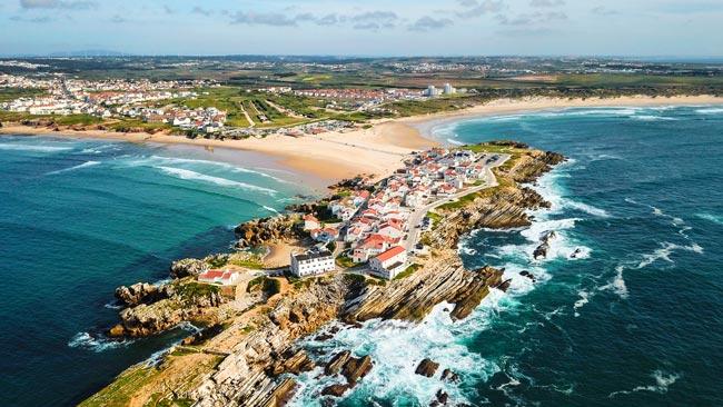 As melhores praias de Portugal