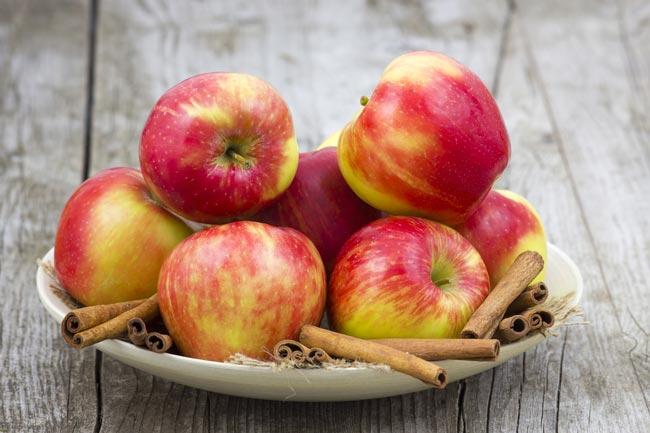 Uma maçã