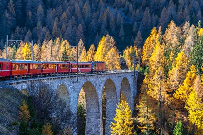Volta ao Mundo em 80 Dias de comboio