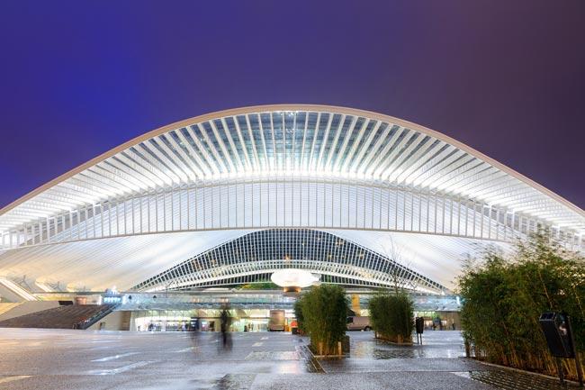 melhores Estações de Comboios da Europa