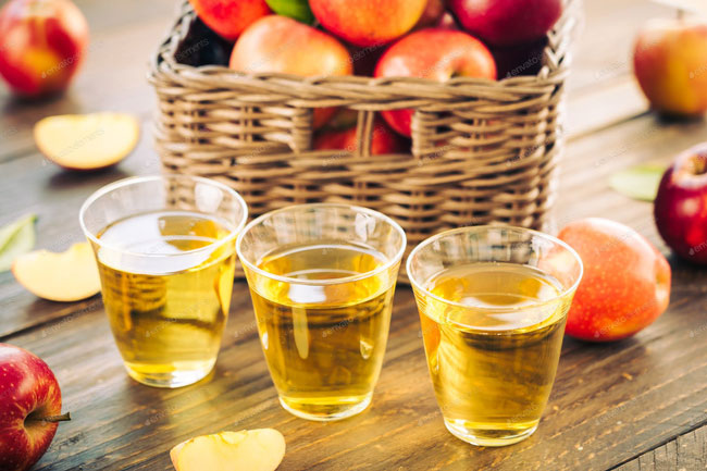 famosas usam vinagre de maçã