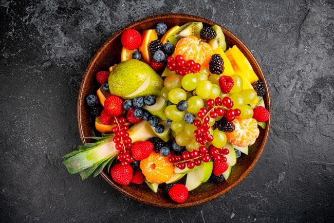 melhor salada de frutas do mundo