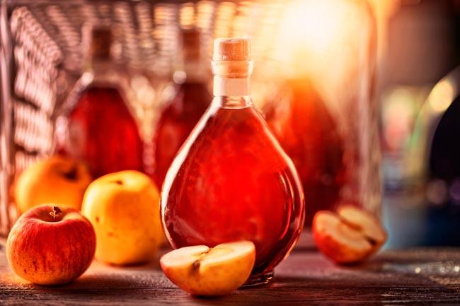 Como fazer vinagre de maçã caseiro